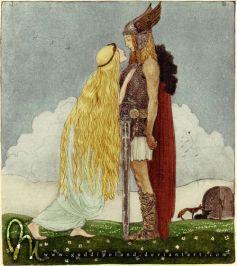 Freya and Svipdag