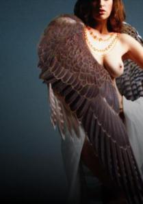 Freya--naked with wings--Maris Pai