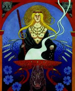 Freya--Thorskegga Thorn
