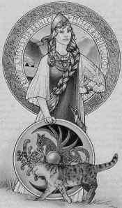 Robin Wood Freya