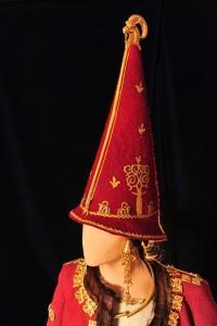 Scythian headdress