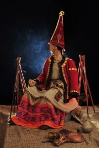 Scythian princess