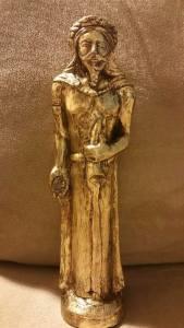 Freyr by PantheonSkulptur