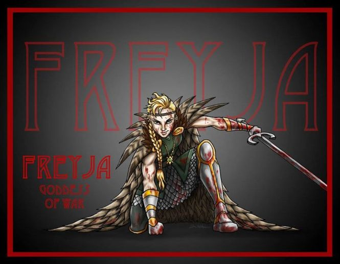 Freya--Dat Asynja