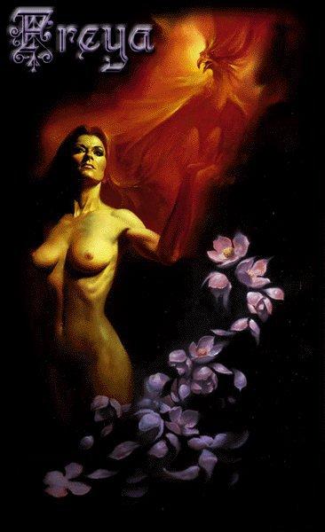 Goddess Freya true
